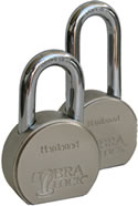 Cobra Solid Steel Padlocks