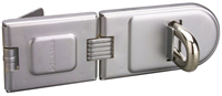 Double Hinged Hasp
